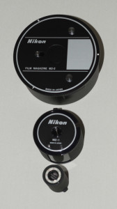 Nikon filme cassette sizes